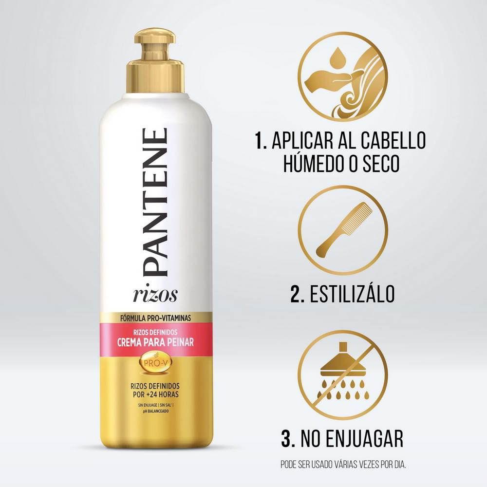 Crema Para Peinar Botella