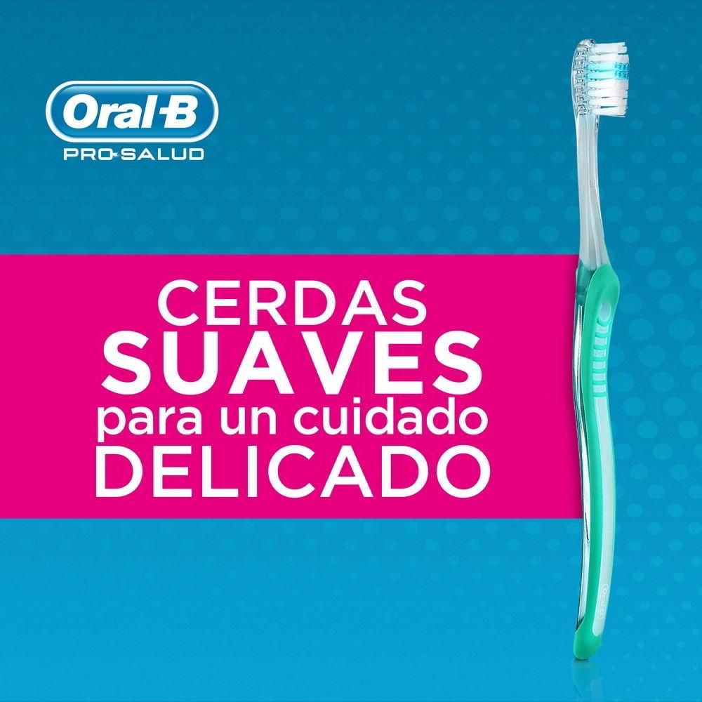 Cepillo Dental Sensitive para Adulto Cerdas Suaves Caja Oral-B ... 970747968f09